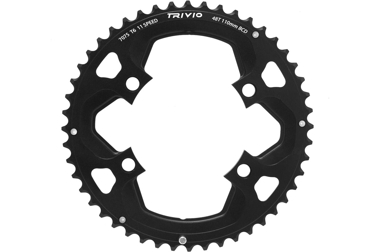 CHAINRING ROAD 48T  11 SPEED 4-ARM SHIMANO