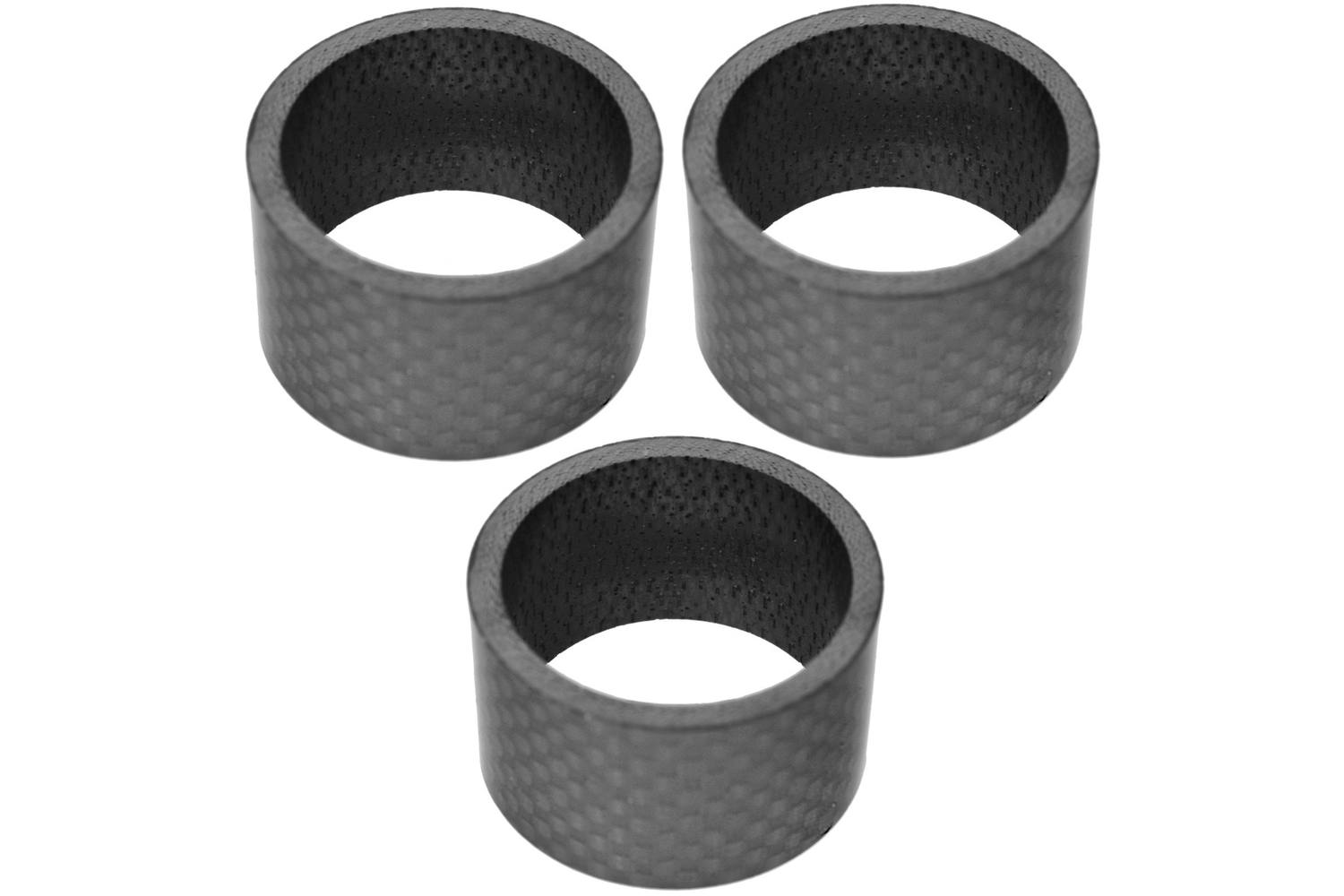 SPACER 20MM CARBON 1-1/8 - 3 ST. 2
