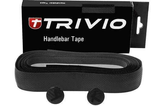 Stuurlint Carbon Zwart - Trivio