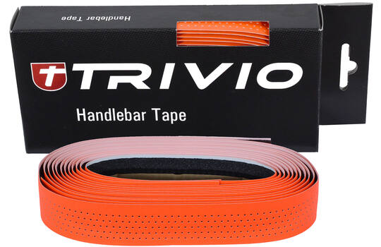 HANDLEBAR TAPE SOFT FLUO ORANGE