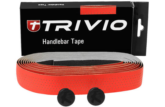 HANDLEBAR TAPE SOFT RED