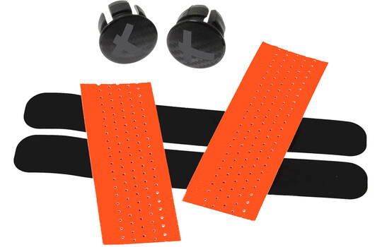 HANDLEBAR TAPE SOFT FLUO ORANGE 1