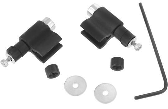 HYDROCLAMP SET BLACK