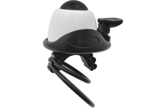 BICYCLE BELL EASYFIT WHITE