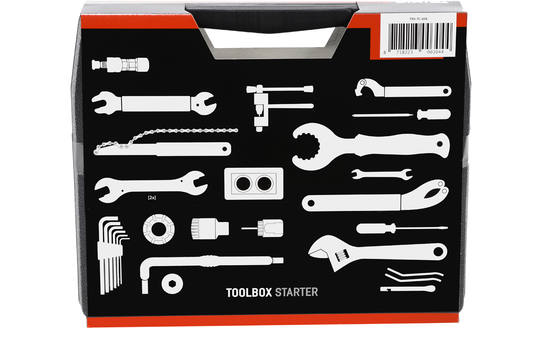 TOOLBOX STARTER 18 PIECES 2
