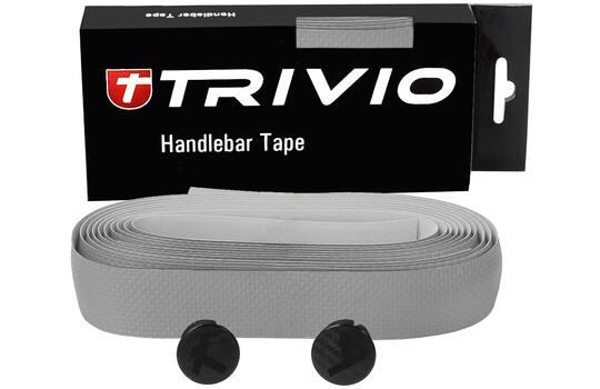Stuurlint Carbon Zilver - Trivio
