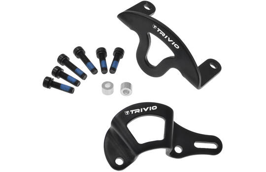 DISC BRAKE CALIPER PROTECTOR SET 1