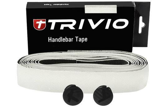 Stuurlint Super Grip Wit - Trivio