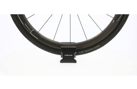 BIKE STAND FRONT WHEEL BLACK 1