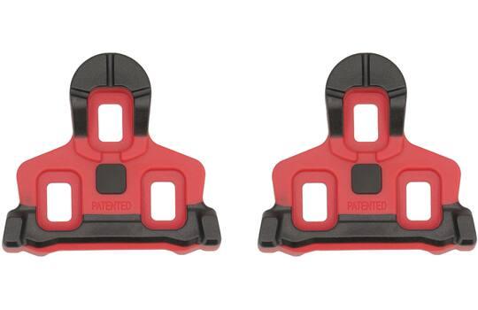Schoenplaten Shimano Spd-sl Compatible 6° Anti-sli - Trivio