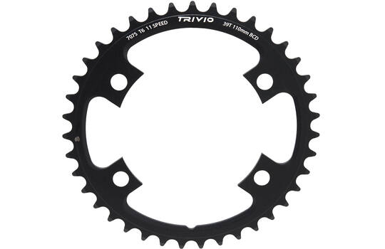 CHAINRING ROAD 39T. 11 SPEED 4-ARM SHIMANO