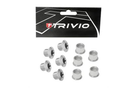 CHAINRING BOLT SET RACE 9.9X7.05