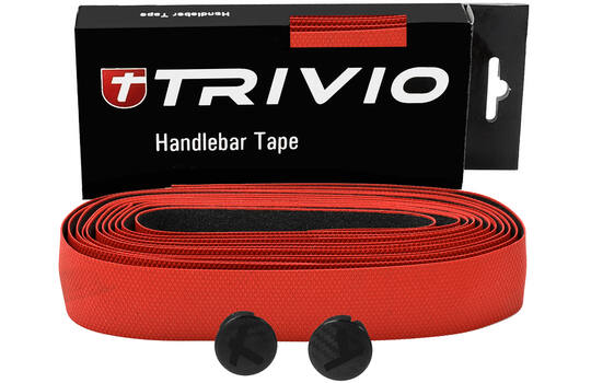 HANDLEBAR TAPE SUPER GRIP RED 1