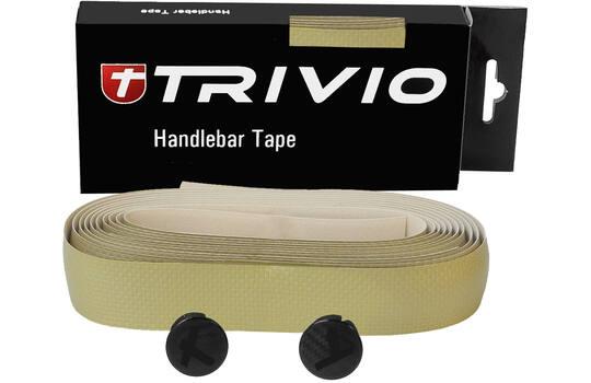 Stuurlint Carbon Goud - Trivio