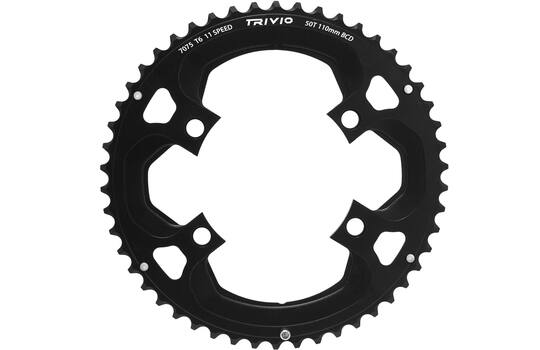 CHAINRING ROAD 50T. 11 SPEED 4-ARM SHIMANO