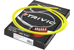 CABLE SET COMPLETE BRAKE RACE RVS - NEON YELLOW