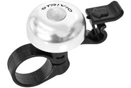 BICYCLE BELL MINI SILVER